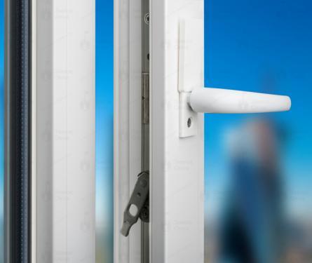 Заглушка отверстий для ручки окна